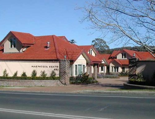 Bowral Residential Unit Development