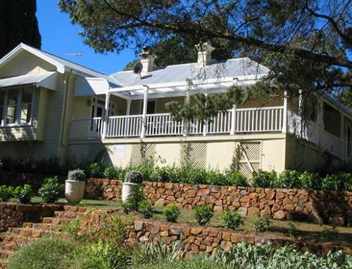 Heritage Renovation in Bowral