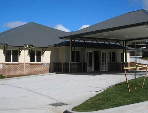 New Community Services Centre in Moss Vale