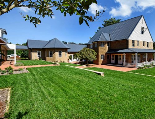 Large Renovation & New Gatehouse in Mittagong
