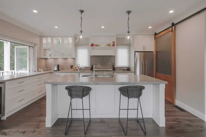 Kitchen - Renovated cottage - Exeter NSW